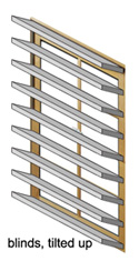 Sustainable By Design Louver Type